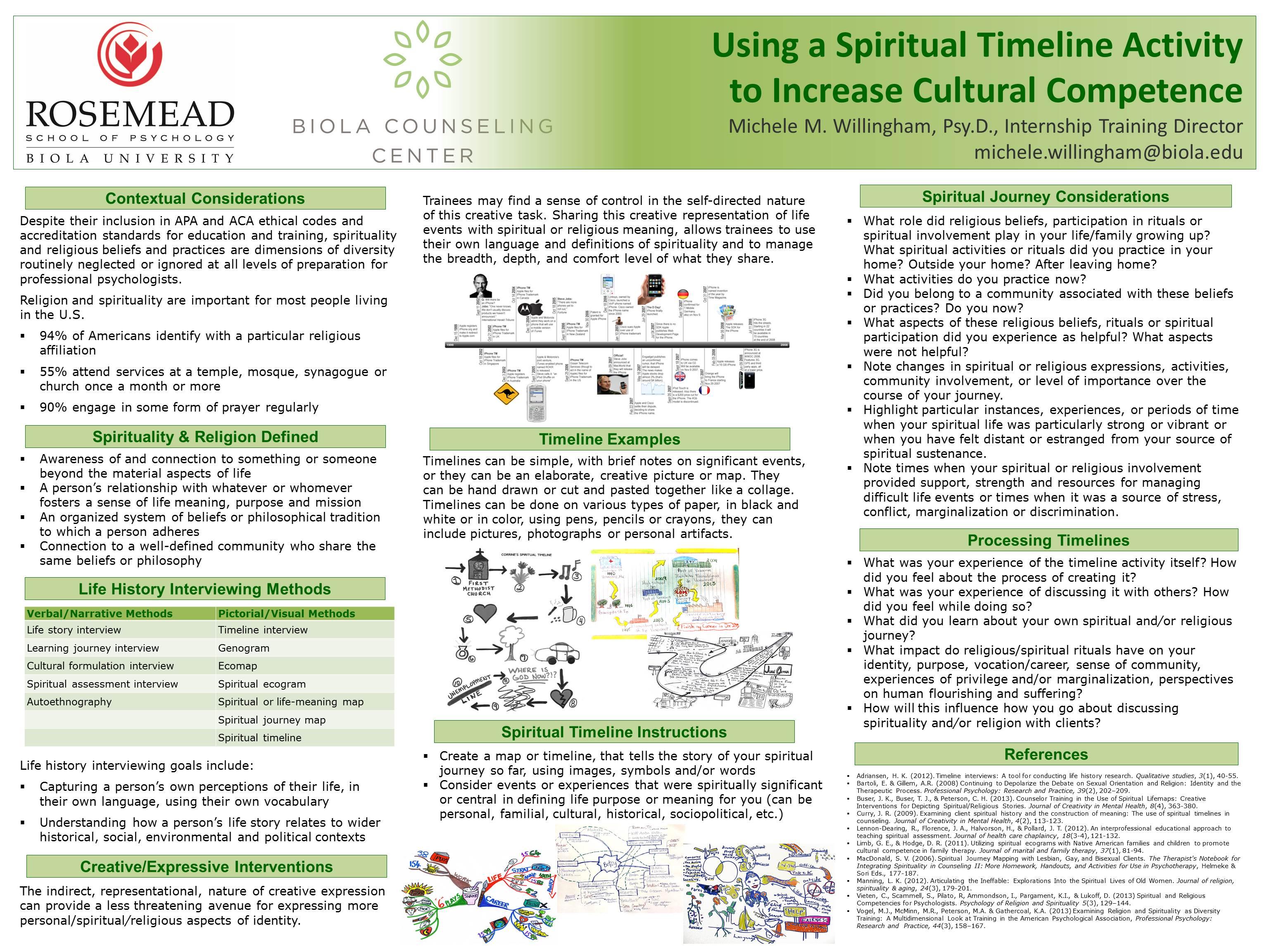 Poster Presentations